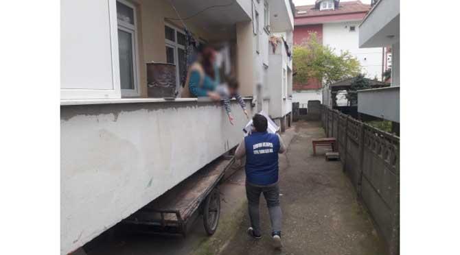 Serdivan Belediyesi'nden İhtiyaç Sahiplerine Yardım Eli