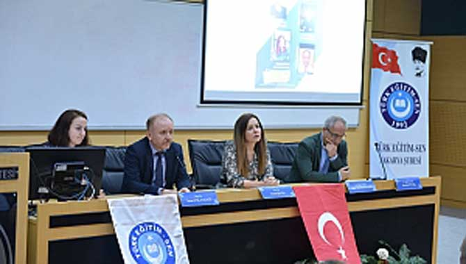 Türkiye'deki Kadın Hakları Konuşuldu