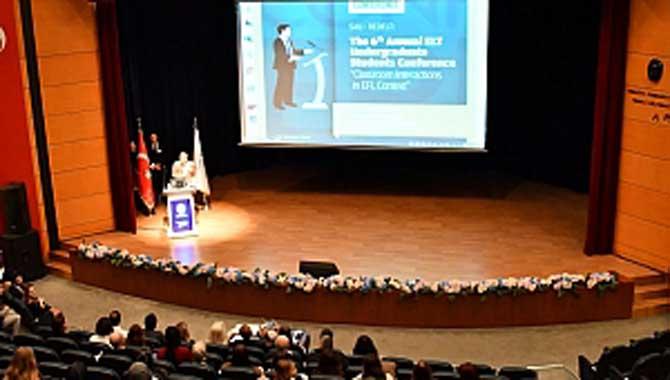 Yabancı Diller Eğitimi Öğrencileri Konferansta Buluştu