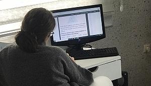 Altınküre Lisesi E-Sınav Yaptı