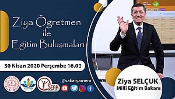 Bakan Selçuk, Sakarya'daki öğretmenlerle buluşacak