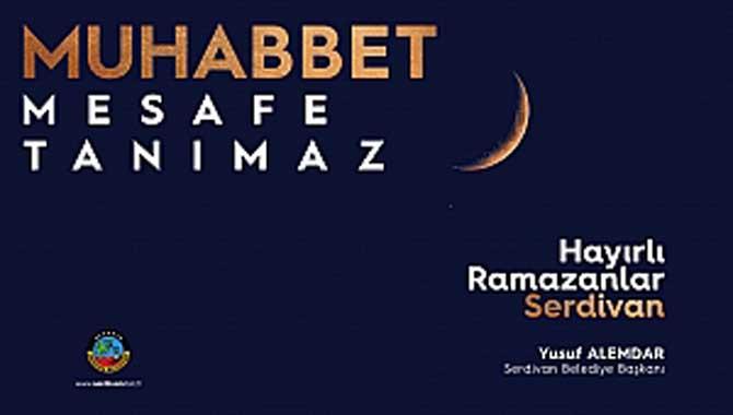 Başkan Alemdar'dan Ramazan Mesajı