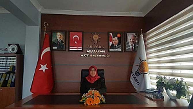 Başkan Fatma Varol'dan 23 Nisan Mesajı