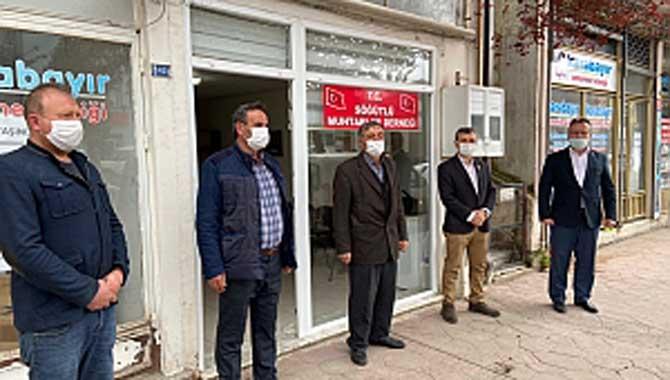 Büyükşehir ilçelere maske ulaştırıyor
