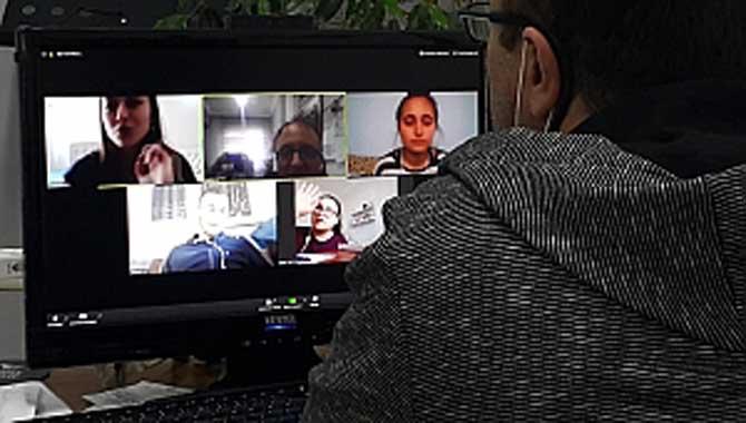EBA'da 'Canlı Sınıf' Uygulaması İlgi Görüyor