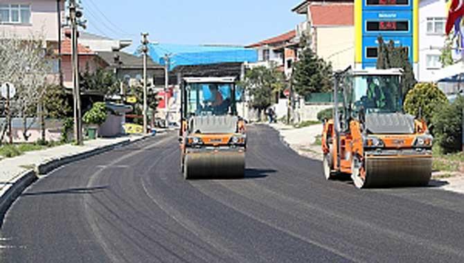 Erenler Türbe Caddesi yeni yüzüne kavuşuyor