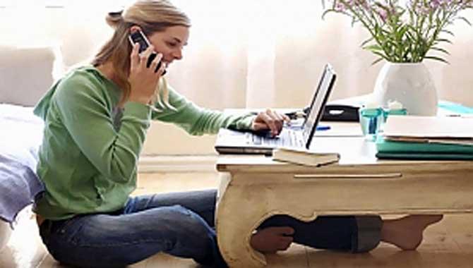Evde Çalışırken Ergonomiye Dikkat