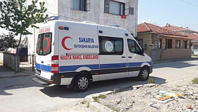 Hasta vatandaşlara Büyükşehir yardımı