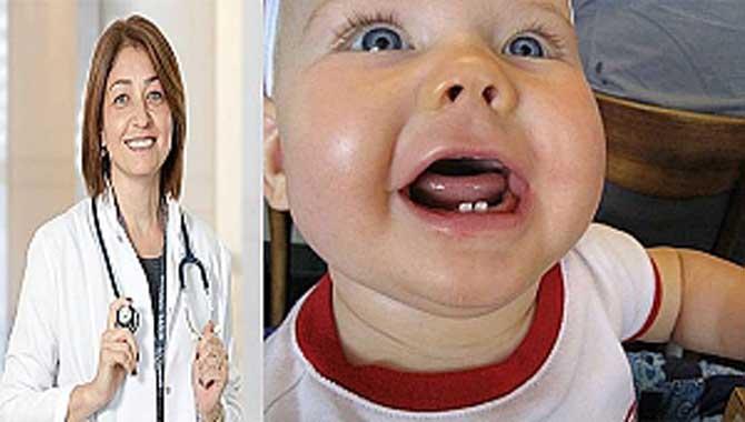 Her bebeğin diş çıkarma belirtileri birbirinden farklı olabilir