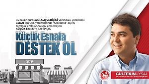 Küçük Esnafa Destek Ol Türkiye