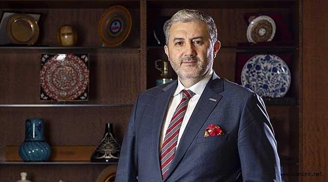 MÜSİAD Başkanı Kaan'dan İş Dünyasına RamazanAyında Yardımlaşma ve Dayanışma Çağrısı
