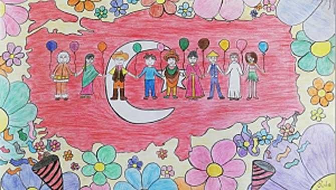 SEDAŞlı çocuklar enerjiye renk kattı