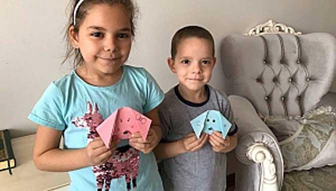 Serdivan Belediyesi'nden Çocuklara Etkinlikler
