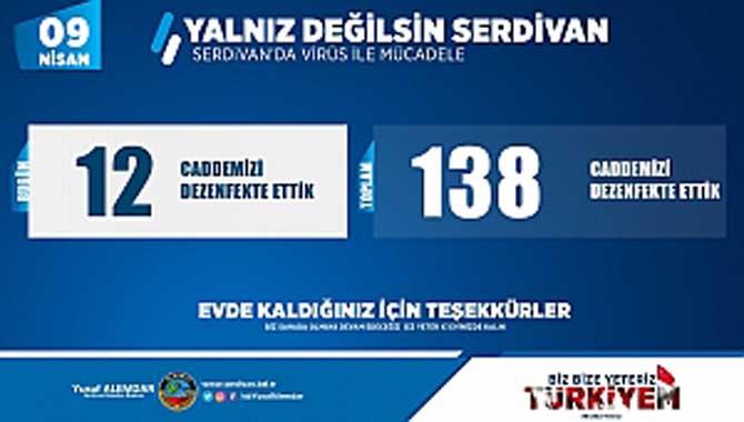 Serdivan Belediyesi Vatandaşlar İçin Sahada