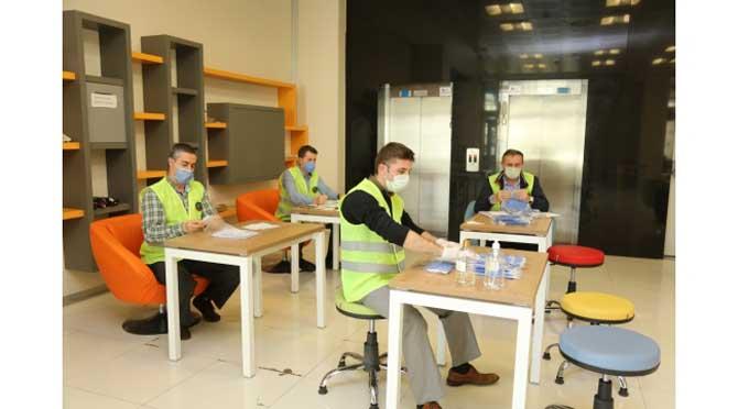 Serdivan Belediyesi WhatsApp İletişim Hattıyla 724 Yanınızda