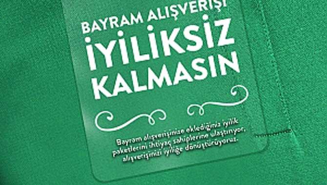 """""""ASKIDA İYİLİK"""" İLE İYİLİK HAREKETİ ÇOĞALIYOR"""