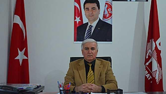 Başkan İsmail Ergül'den Bayram Mesajı