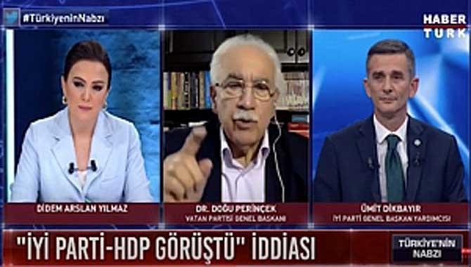 Belgelerle İYİ Parti - HDP işbirliği