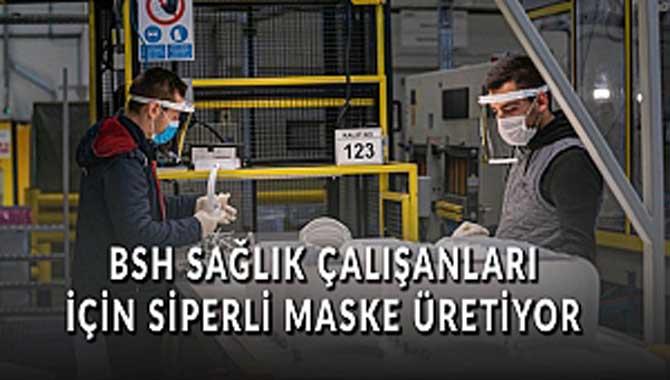 BSH Türkiye'den Anlamlı Destek