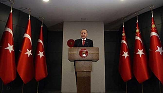 Cumhurbaşkanı Erdoğan'dan İstiklal Marşı çağrısı!