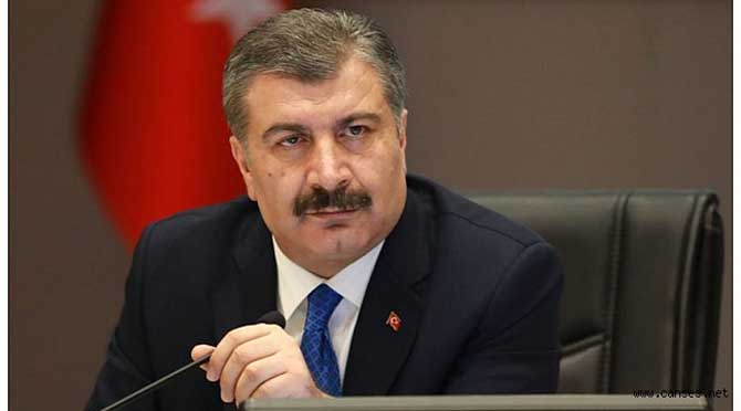 Fahrettin Koca: Bundan sonraki sorumluluk Türkiye Futbol Federasyonu'nun