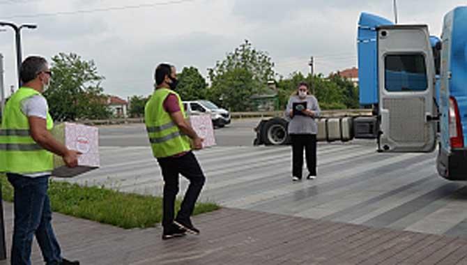 HENDEK BELEDİYESİ RAMAZANDA YARDIMA KOŞTU