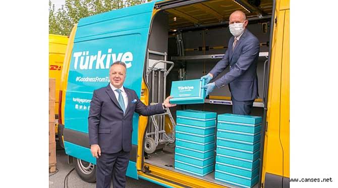 'Made in Türkiye' Dünyaya İyilik Yayacak