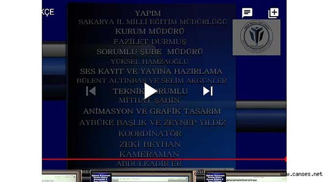 UZAKTAN EĞİTİMDE RADYO TV ALANI FARKI
