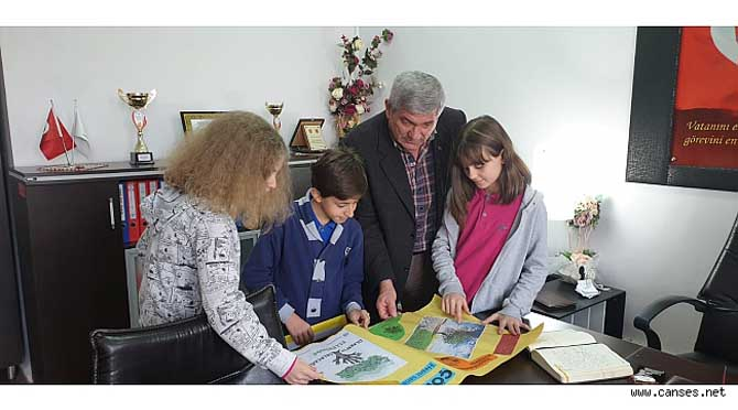 Aykut Yiğit Ortaokulu, Sıfır Atık Projesi ile Avrupa Kalite Etiketi yolunda