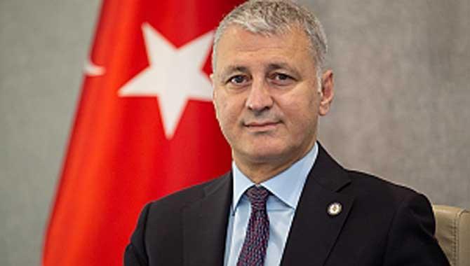 Başkan Altuğ'dan Türk Kızılay'ı Kuruluş Yıl Dönümü Kutlama Mesajı