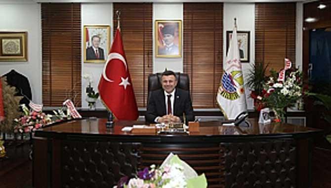 Başkan Özen'den, Yükseköğretim Kurumları Sınavı Başarı Mesajı
