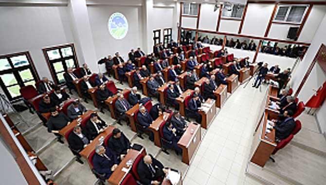 Büyükşehir meclisi olağanüstü toplanıyor
