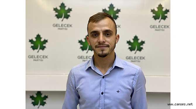 'Gelecek Partisi Gençlik Kolları Başkanı Yasin Duman oldu'
