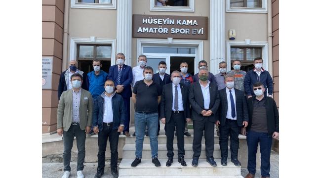 Sakarya ASKF ve Futbol il tertip kurulu toplantısı