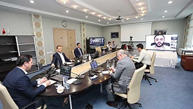 Sakarya GGK'dan Online Meclis Toplantısı