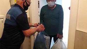 Sapanca'da Vefa Destek Hattı Hizmetlerine Devam Ediyor