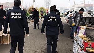 Serdivan'da Pazaryerleri Normalleşiyor