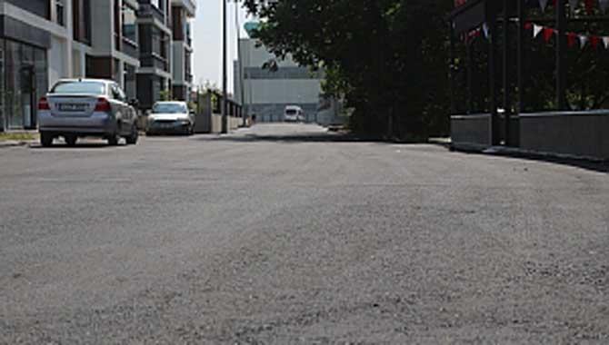 Sokaklara Estetik Dokunuş