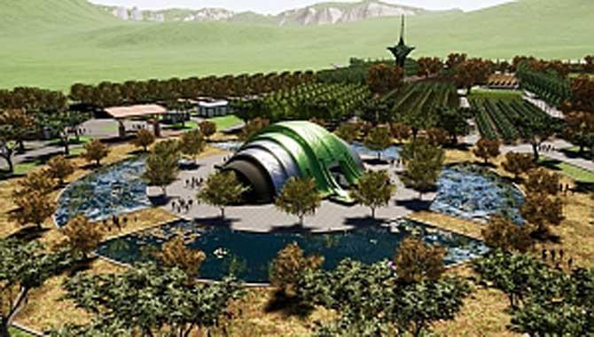 Tarım ve Çiftçi Eğitim Merkezi Türkiye'de model olacak