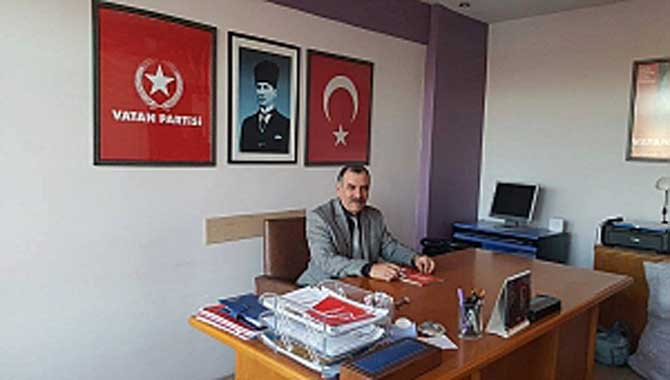 VATAN PARTİSİ UYARIYOR!