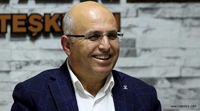 AK Parti Adapazarı İlçe Başkanı Metin Kurtuluş'un Bayram Mesajı