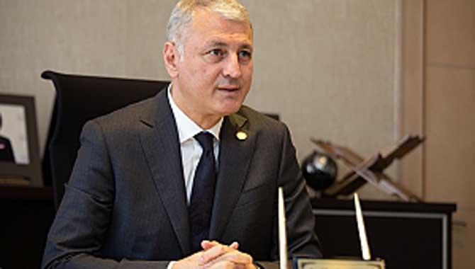 Başkan Altuğ'dan Basın Bayramı Kutlama Mesajı