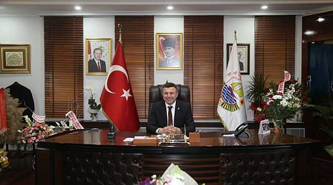 Başkan Özen'in 15 Temmuz Mesajı