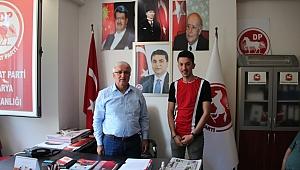D.P. Sakarya İl Gençlik Kolları Başkanlığı görevine Berkant Yaşar getirildi.