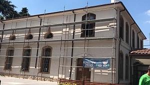 ERGÜL'den Orhan Gazi Cami İle İlgili Açıklaması