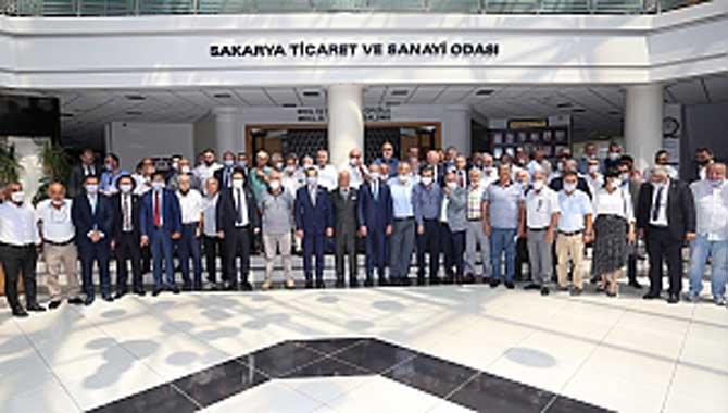 'Erol Öztürk Hacıeyüpoğlu' İsmi SATSO Meclis Salonu'na Verildi