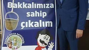 """"""" GÜVENLİ ALIŞVERİŞİN TEK ADRESİ BAKKALLARDIR """""""