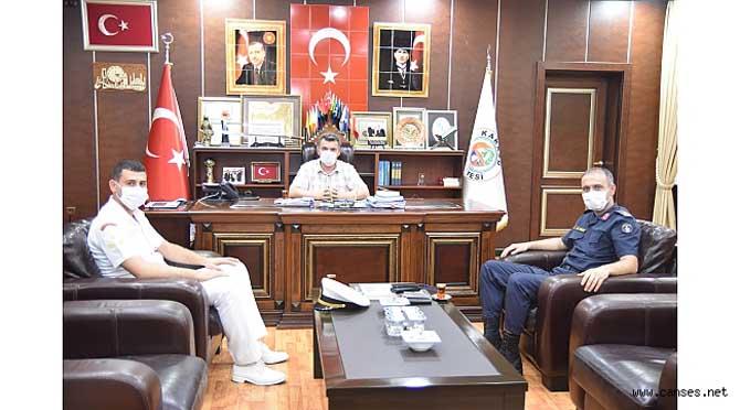 """""""Karasu'da Sahil Güvenlik Komutanlığı Göreve Başlıyor"""""""