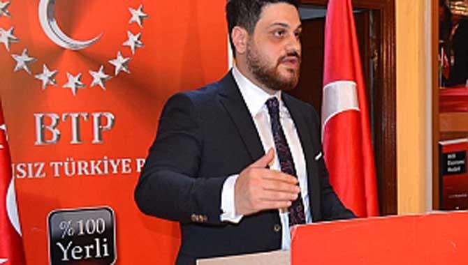 Kılıçdaroğlu'nu ilk tebrik eden lider Hüseyin Baş oldu