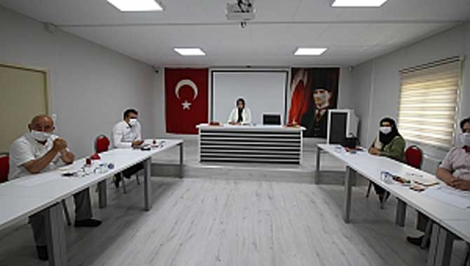 MEM'de Yeni Eğitim-Öğretim Yılı Hazırlıkları